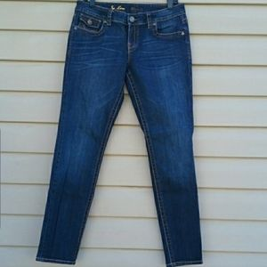 Kut from the kloth Kate (so low) skinny jeans